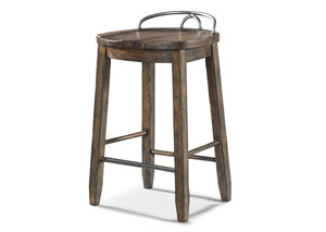 Image for Cowboy Saddle Stool