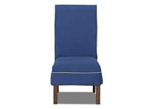 Image for Parsons Chair w/Slip Cover (2 Cartons)