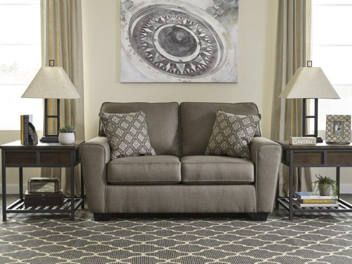 Carpenter Cashmere Loveseat,Taft Furniture Showcase