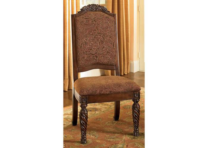 DR2 Old World Side Chairs: Set of 2,Taft Furniture Showcase