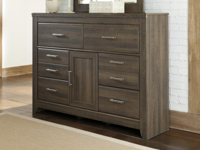 MB10 Rustic Oak Dresser,Taft Furniture Showcase