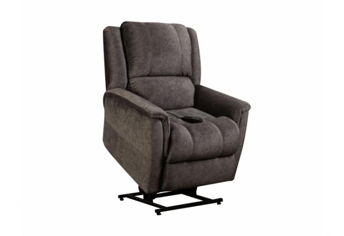 Gunmetal Dual Motor Lift Chair,Taft Furniture Showcase