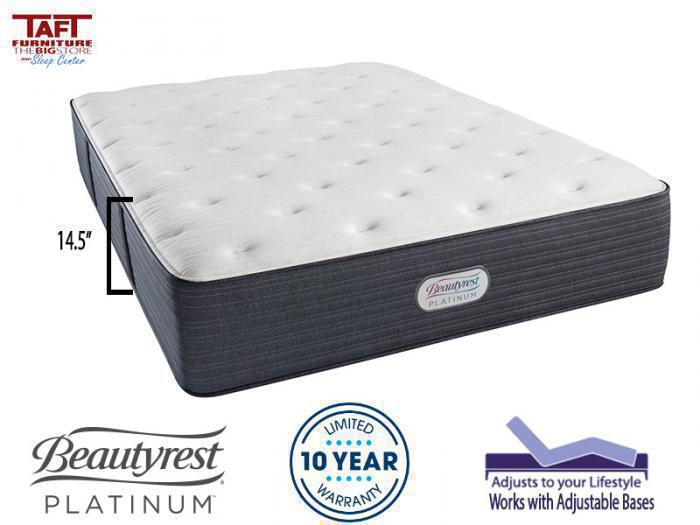 Beautyrest Platinum Belgrade Luxury Firm Queen Mattress,Simmons Beautyrest & Beautysleep