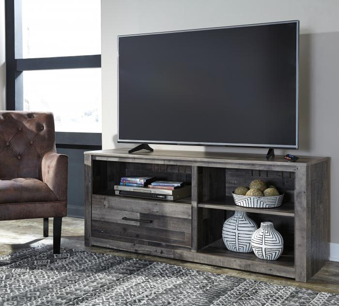 HE62 Vintage Gray TV Stand,Taft Furniture Showcase