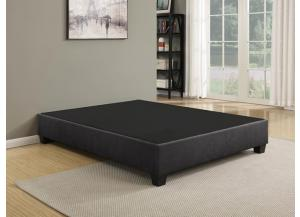 Twin Upholstered Platform EZ Base