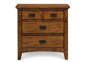 MB35 Mission Oak Nightstand