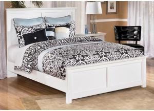 MB5 Cottage White Queen Bed