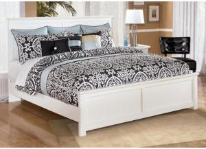 MB5 Cottage White King Bed