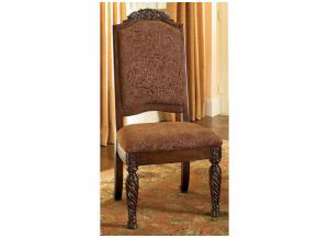 DR2 Old World Side Chairs: Set of 2