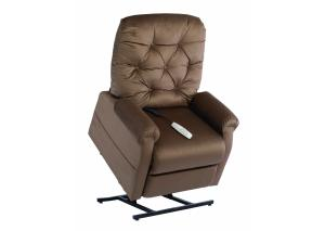 Chocolate 3-Position Lift Recliner