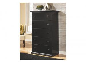 MB4 Cottage Black Chest