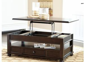 Porter Brown Lift-Top Cocktail Table