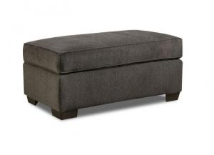 Othello Black Ottoman