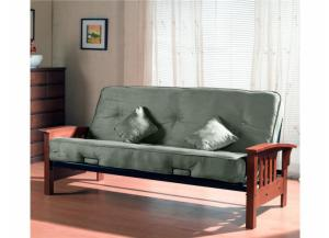 Tulsa Complete Herbal Green Futon