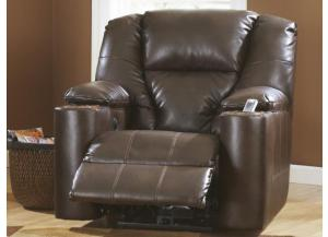 Home theater Leatherblend Power Recliner