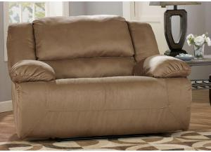 LR13 Mocha Plush Zero Wall Recliner