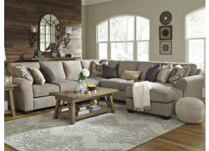 Framework 5-Piece Sectional