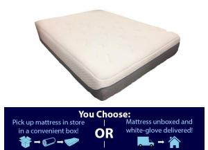 Cool Sleep Opulence Twin Mattress in a Box