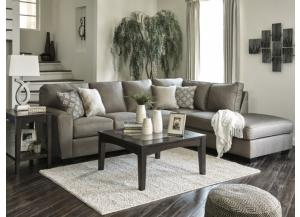 Carpenter Cashmere 2-Piece Sectional