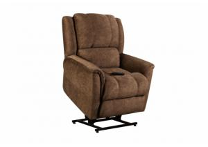 Coffee Dual Motor Lift Chair