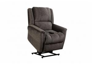 Gunmetal Dual Motor Lift Chair
