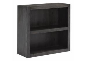 HO34 Gray & Brown Bookcase