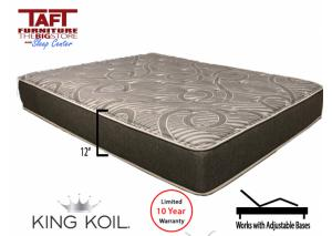 King Koil Ella Plush Twin Mattress
