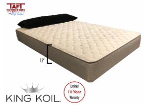 King Koil Galaxy Firm Twin Mattress
