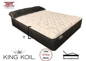 King Koil Dylan Luxury Firm Twin Mattress