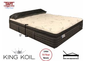 King Koil Dylan Pillow Top Twin Mattress