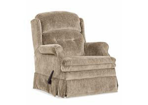 Stone Swivel Glider Recliner