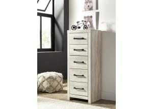 YB25 White Wash Lingerie  Chest