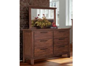 MB149 Casual Estate Dresser and Mirror