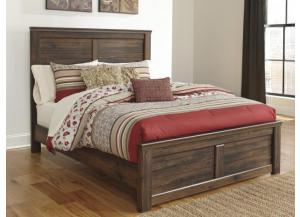 MB16 Rustic Cottage Queen Panel Bed