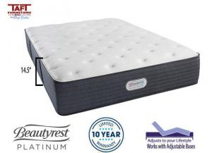Beautyrest Platinum Belgrade Luxury Firm Full Mattress