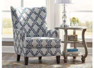 Drysdale Indigo Accent Chair