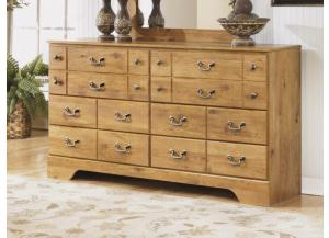 MB9 Light Pine Country Dresser