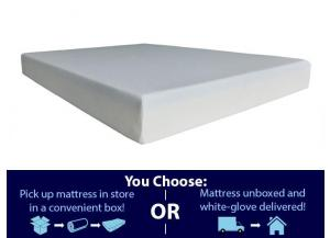 Cool Sleep Plush Twin Mattress In A Box