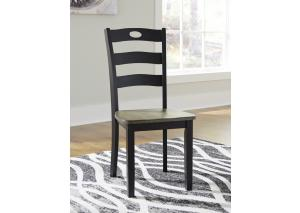 DR114 Side Chair: Set of 2