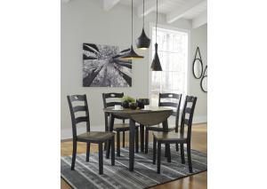 DR114 Dining Table & 2 Chairs