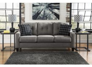 Charcoal Sofa from the Brindon Collection