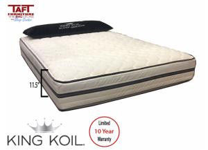 King Koil Galaxy Firm Queen Mattress