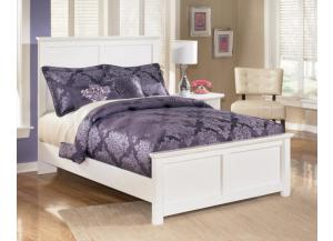MB5 Cottage White Full Bed