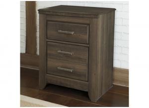 MB10 Rustic Oak Nightstand