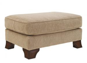 LR70 Barley Ottoman from the Westery Grace Collection
