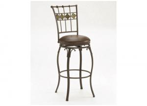 MS24-166 - Swivel Counter Stool