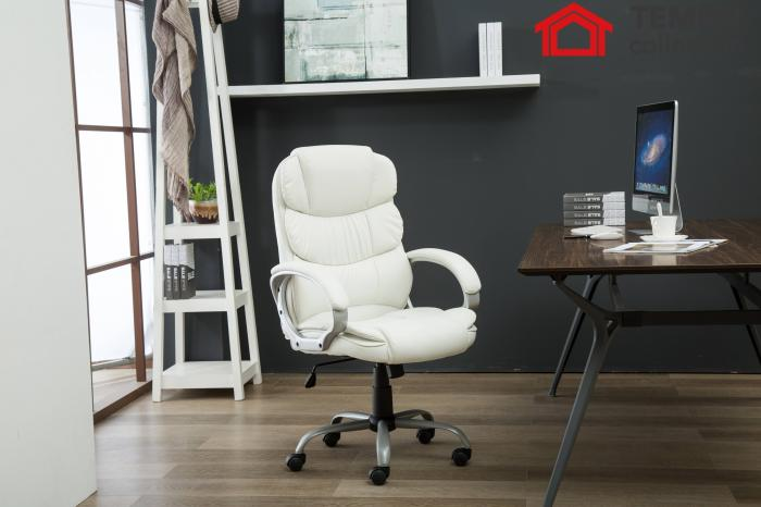 Office Chair, White