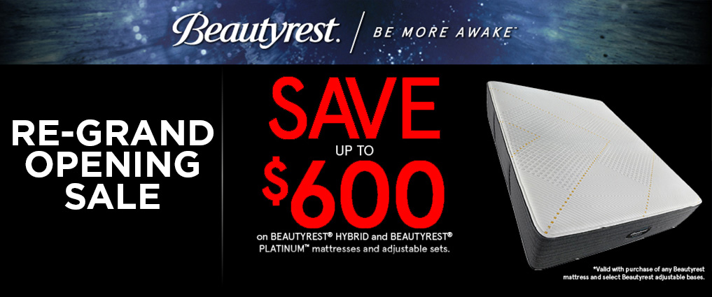 Beautyrest Mattress Sale