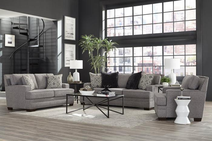 TONI GRAY LOVESEAT ,BEHOLD HOME