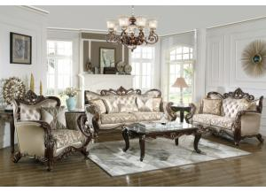 Image for CONSTANTINE SOFA, LOVESEAT AND CHAIR